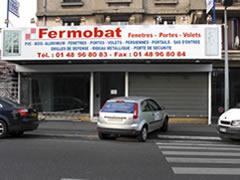 Fermobat small