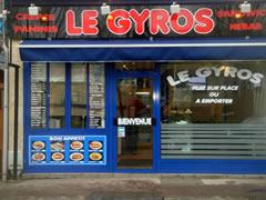 Le gyros small