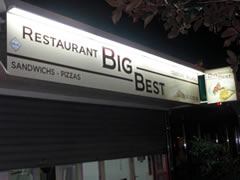 Restaurant big best small