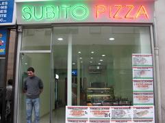 Subito pizza small
