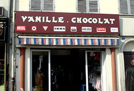 Vanille chocolat small
